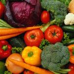 BENEFITS OF FRESH VEGETABLES
