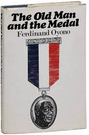 THE OLD MAN AND THE MEDAL