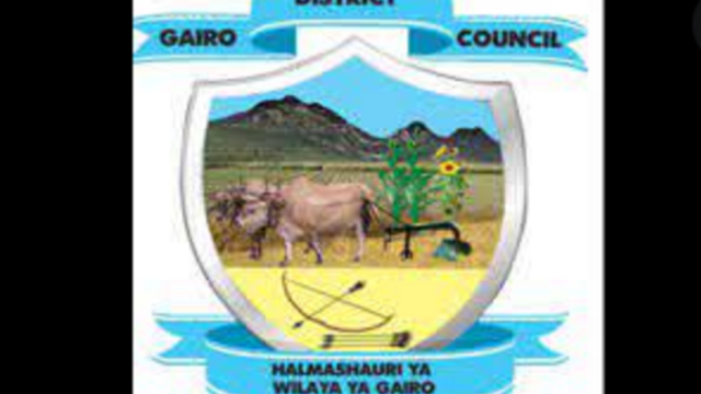 2 Job Opportunities MOROGORO at GAIRO District Council
